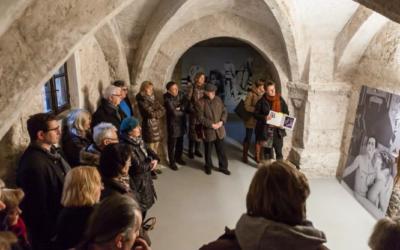 02-2014: Freundes- und Förderkreis DASMAXIMUM e.V. besucht Ausstellung in Burghausen