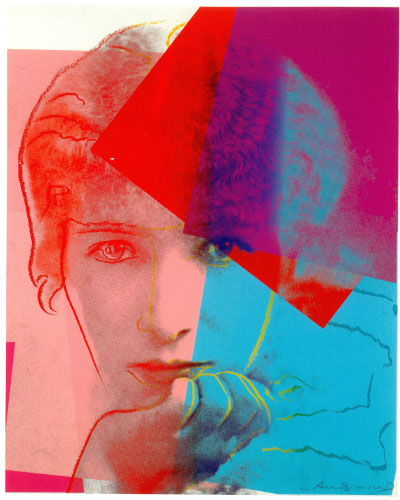 ANDY WARHOL, THE ORIGINAL SILKSCREENS