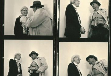 22. Juli 2019: Vortrag Johannes Stüttgen: Warhol + Beuys