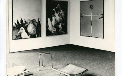 16. März 2019: Rundgang Kunst ist (k)eine Handelsware: Heiner Friedrich als Galerist