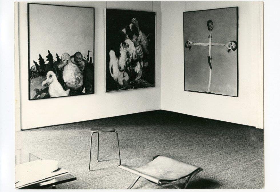 16-03-2019: Rundgang Kunst ist (k)eine Handelsware: Heiner Friedrich als Galerist