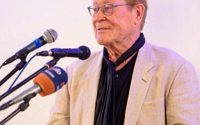 28. August 2019: Bundesverdienstkreuz für Heiner Friedrich
