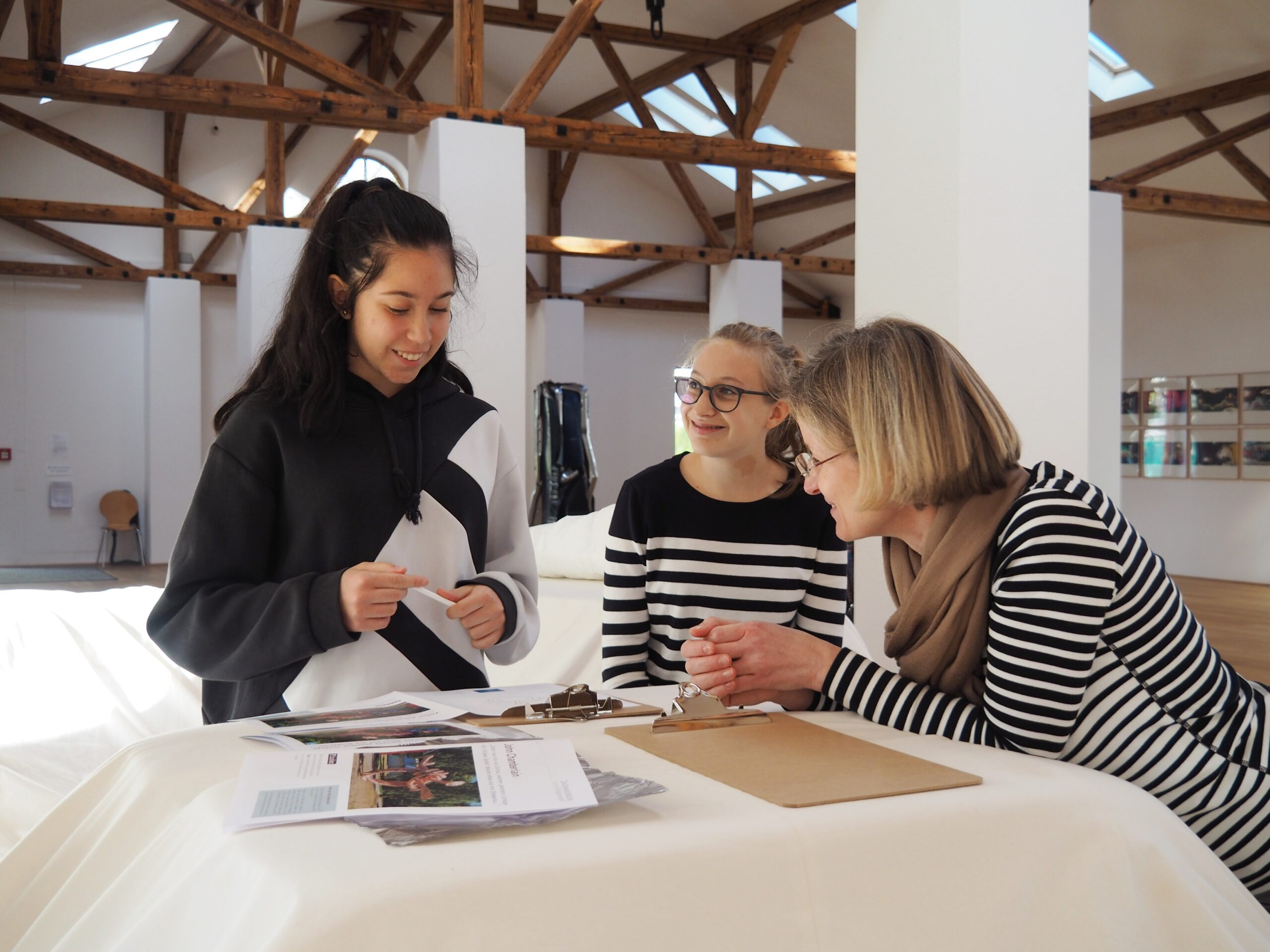16-06-2020: Familienbegleit-Bögen im Museum DASMAXIMUM