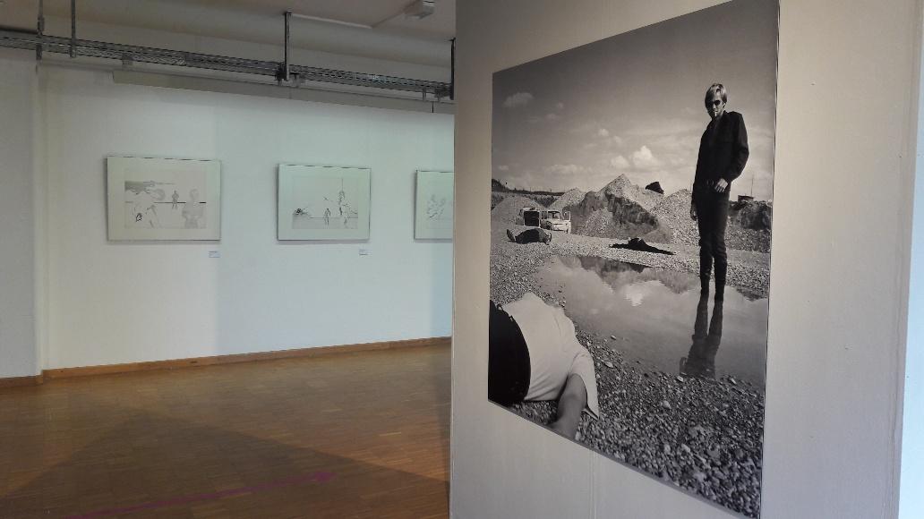 Heide Stolz Fotografien in Ueberfeldt Retrospektive