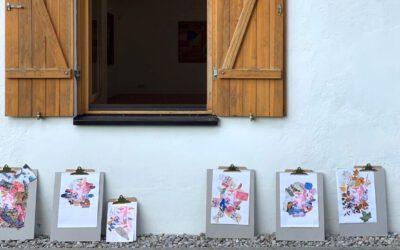 """24-09-2020: KunstBegegnung Baselitz im DASMAXIMUM – Workshop im Rahmen von """"gesundmitkunst"""""""