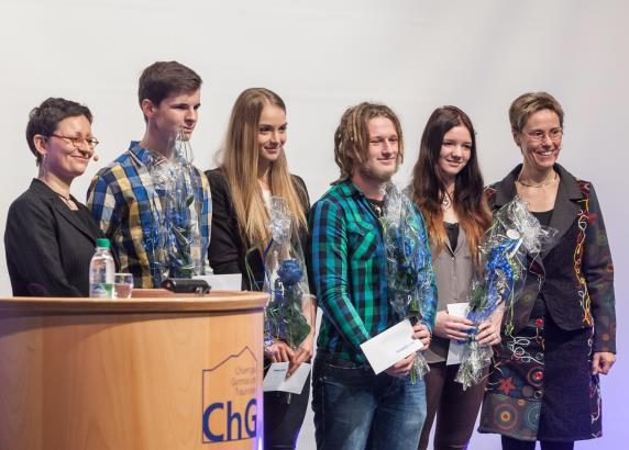 01-2015: KunstWortKunst Die Preisträger stehen fest