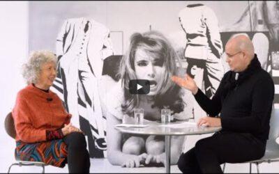 24-01-2021 Ausstellungsgespräch über Heide Stolz in der Kunsthalle Darmstadt