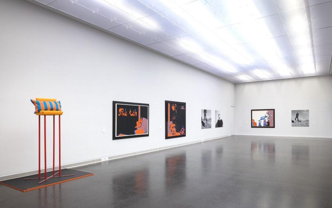 01-06-2020: Heide Stolz und Uwe Lausen im Museum Gunzenhauser