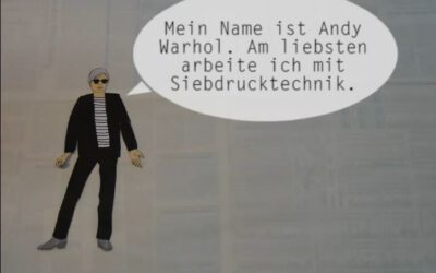 17-06-2021: Aktivbogen Andy Warhol
